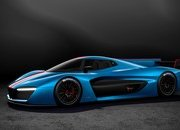 Pininfarina Drops The Load With Teaser of Upcoming 250-MPH PF0 Hypercar - image 772852