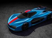 The Pininfarina H2 Speed Evolves from Simple Concept to Full-Blown, Hydrogen-Powered Racecar - image 772850