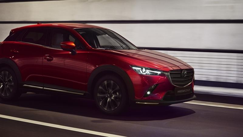 Three Years In, Mazda Trumps the Subcompact Segment with Small Improvements to the CX-3 Exterior - image 775914