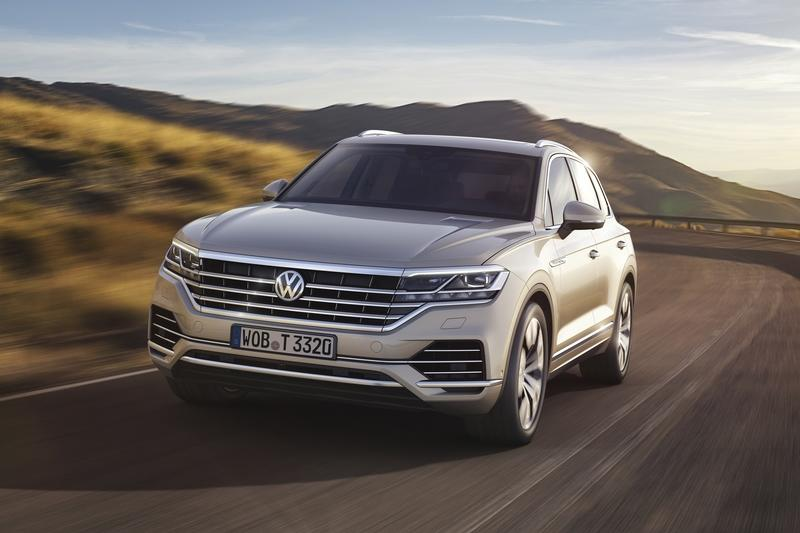 The Volkswagen Touareg is Here, and It Puts the BMW X5 and Mercedes GLE to Shame - image 774926