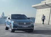The Volkswagen Touareg is Here, and It Puts the BMW X5 and Mercedes GLE to Shame - image 774934