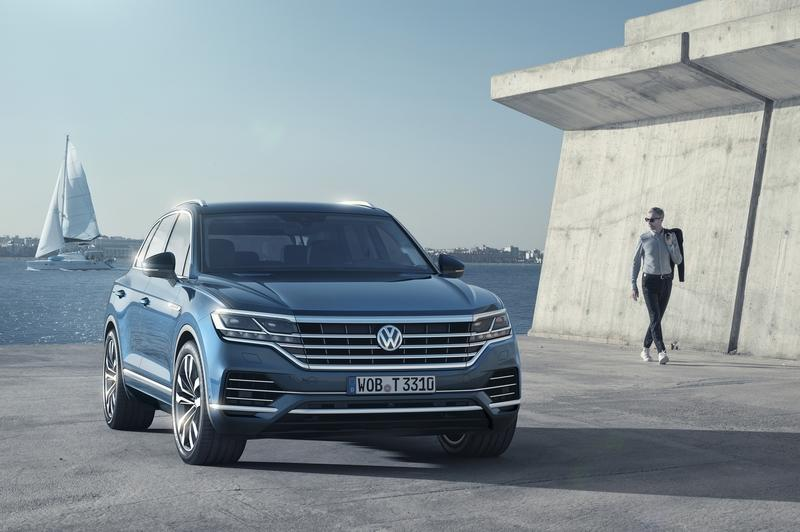 2018 Volkswagen Touareg Exterior Wallpaper quality - image 774934