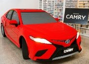 Lego Builds A Life-Size Toyota Camry Out Of Plastic Bricks and it's the Best Full-Scale Build Yet - image 774819