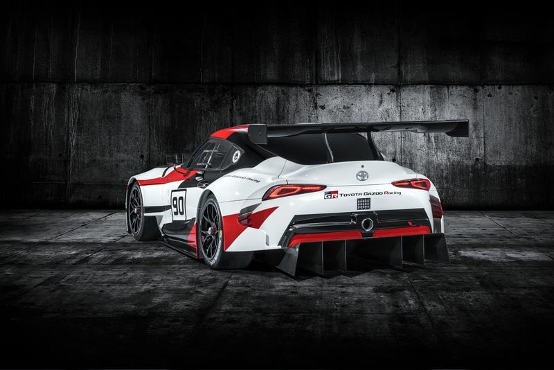 Toyota GR Supra Racing Concept Is Cool, But Still Not Ready For The Road
