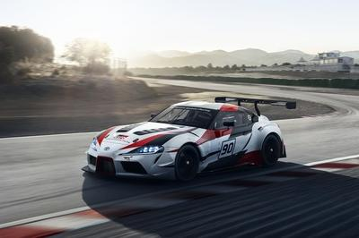 Toyota GR Supra Racing Concept Is Cool, But Still Not Ready For The Road - image 772048