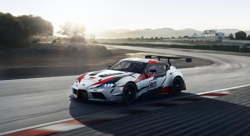 Note to Toyota: Resist The Urge to Send The Toyota Supra To Race in NASCAR