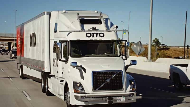 Uber Beat Tesla to the Punch; Has Self-Driving Trucks Operating on the Highway