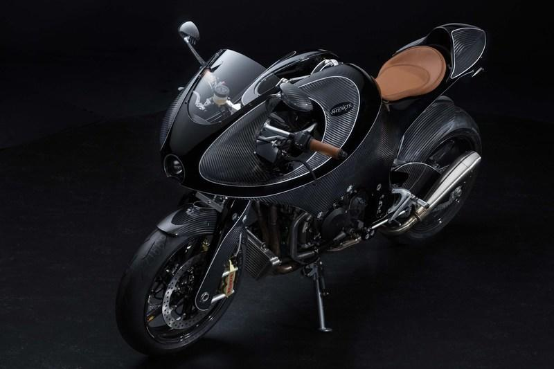 The Gentleman's Racer by VanderHeide Motorcycles