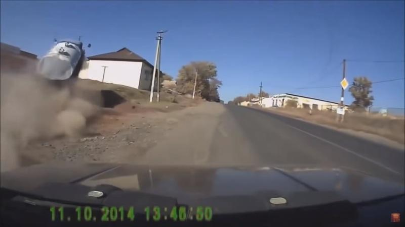 Video of the Day: Crazy Car Accidents