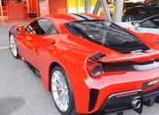 Video of the Day: Ferrari 488 Pista in the Wild, Bare Ass Naked - image 775040