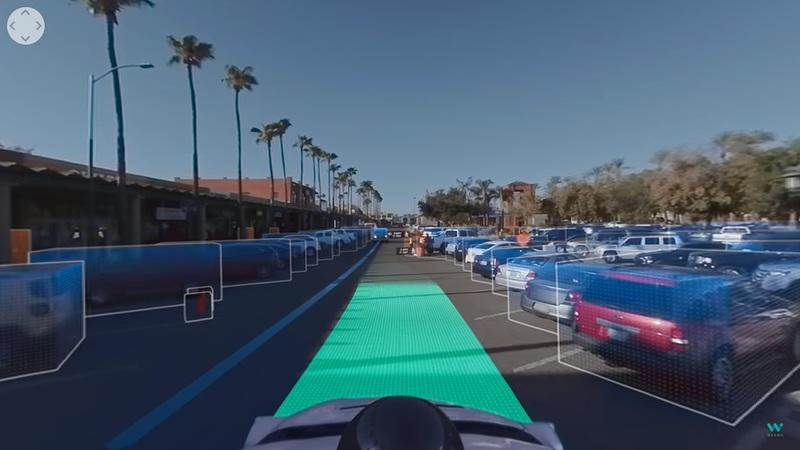 Video of the Day: Waymo Explains What its Self-Driving Car Sees in a 360-Degree Experience