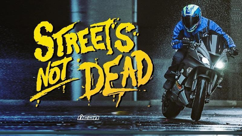 Video: The Streets' not dead. Gymkhana on two wheels