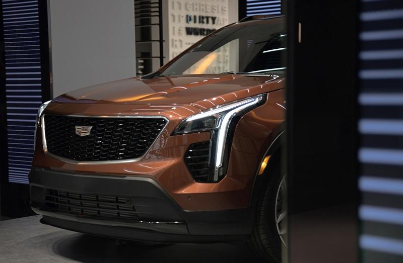 Those Cool Lights on the Cadillac XT4 - They Were the Hardest Part of the SUV to Design and Engineer Exterior - image 775466