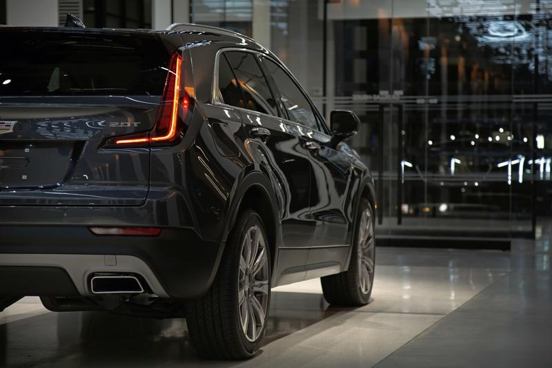 Those Cool Lights on the Cadillac XT4 - They Were the Hardest Part of the SUV to Design and Engineer Exterior - image 775474