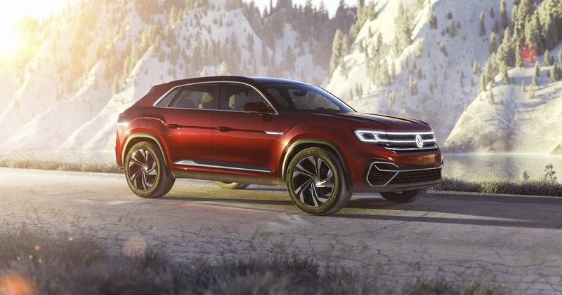 Volkswagen Atlas Cross Sport Is a Hotter, Sportier Version of the 7-seat Atlas