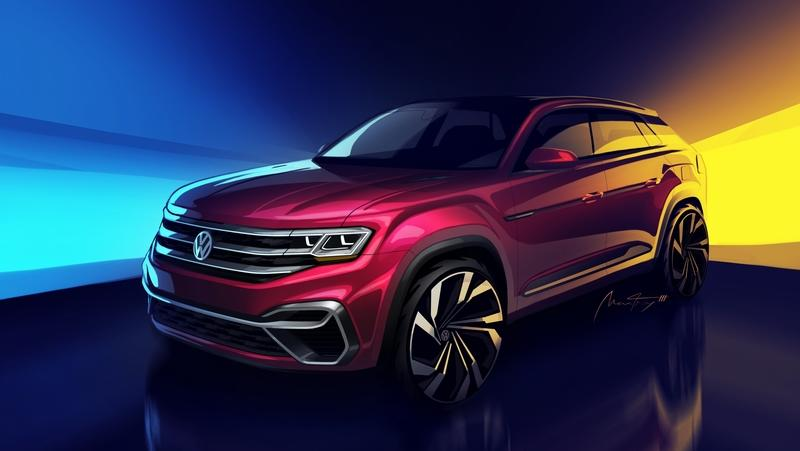 2019 Volkswagen Atlas Five Seater
