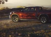Volkswagen Atlas Tanoak Could Preview U.S.-spec Pickup Truck - image 775629