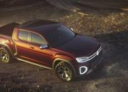 Volkswagen Atlas Tanoak Could Preview U.S.-spec Pickup Truck - image 775633