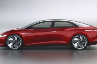 The Volkswagen I.D. VIZZION Showcases Futuristic Technology with a Modern Look - image 771758