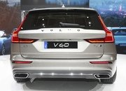 Volvo Unveiled the V60 as the BMW 3-Series Touring, Mercedes C-Class Wagon, and Audi A4 Avant Trembled with Fear - image 772801