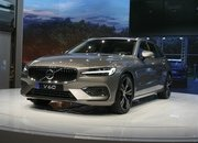 Volvo Unveiled the V60 as the BMW 3-Series Touring, Mercedes C-Class Wagon, and Audi A4 Avant Trembled with Fear - image 772803