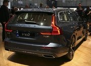 Volvo Unveiled the V60 as the BMW 3-Series Touring, Mercedes C-Class Wagon, and Audi A4 Avant Trembled with Fear - image 772804