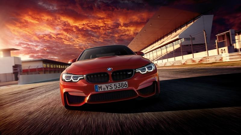 Wallpaper of the Day: 2015- 2018 BMW M4 Coupe
