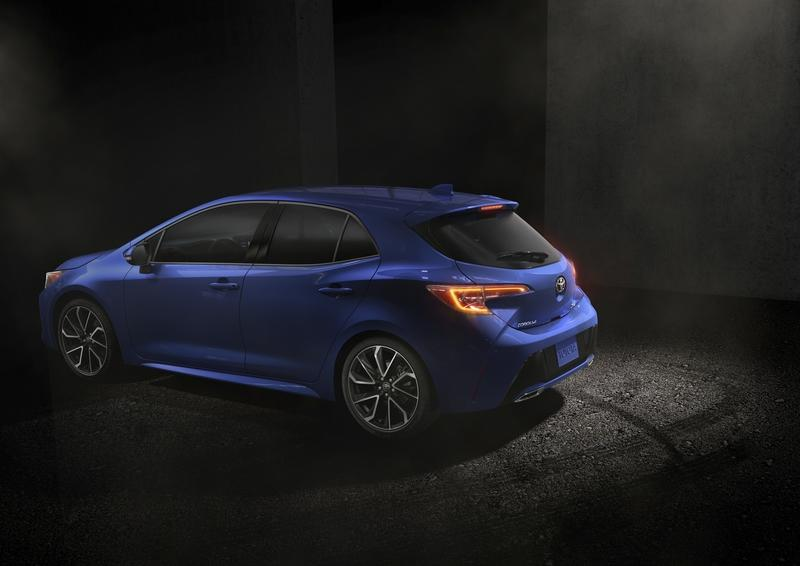 Watch Out Ford Focus and Volkswagen Golf Fans - Toyota has a New Corolla Hatchback Heading to the New York Auto Show