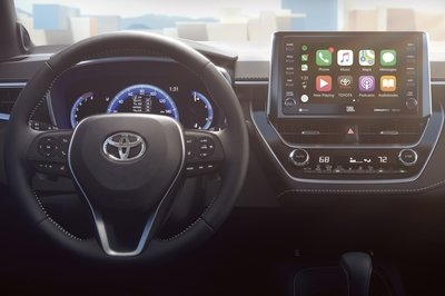 Watch Out Ford Focus and Volkswagen Golf Fans - Toyota has a New Corolla Hatchback Heading to the New York Auto Show - image 775064