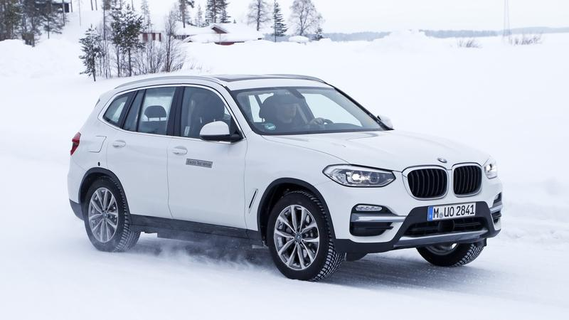 We Could See the BMW iX3 at the Beijing Motor Show