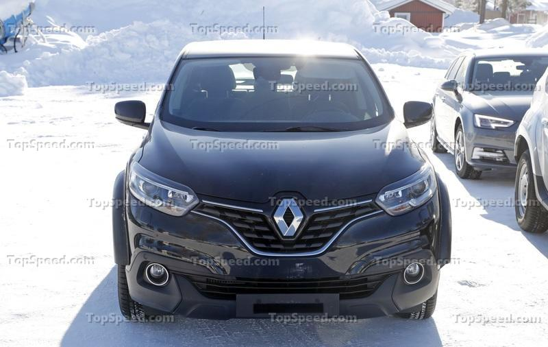 What is Renault Doing with this Weird and Cobbled Mule Wearing a Kadjar Body?