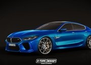 2019 BMW M8 Gran Coupe - image 773366