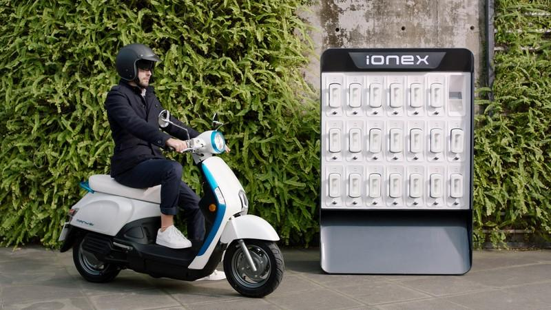 KYMCO wants to create an electric eco-system