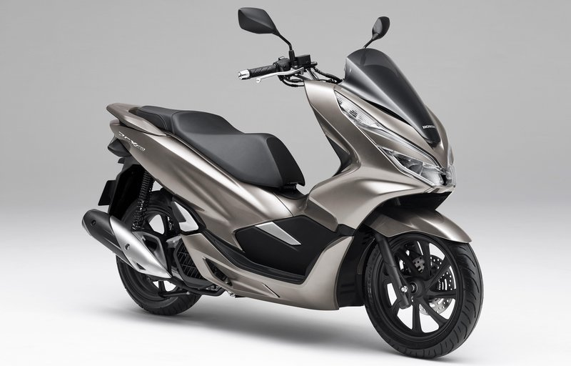 Honda gave the PCX 150 a fresh new update