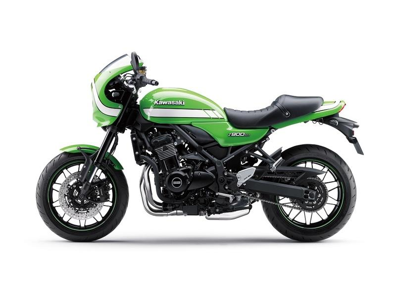 Kawasaki could have an Endurance model in the Z900RS class