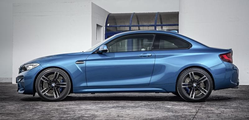 2019 Bmw M2 Competition Top Speed