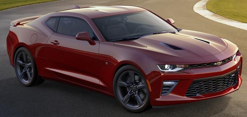 2019 Chevrolet Camaro | Top Speed