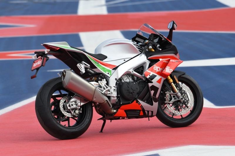 Aprilia's RSV4 RF 'Limited Edition' breaks cover