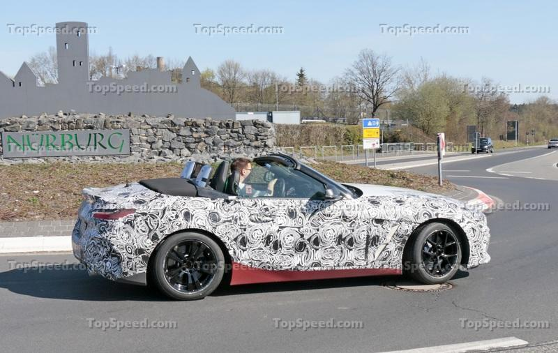 BMW Hints at a Huge Debut At the Pebble Beach Concours; Is It Finally Time for the Z4 to Debut? - image 777778
