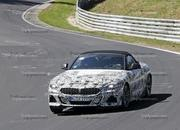 BMW Teases Z4 Before Pebble Beach Concours d'Elegance Debut - image 777781
