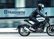 2018 2019 Husqvarna Vitpilen 401 Top Speed