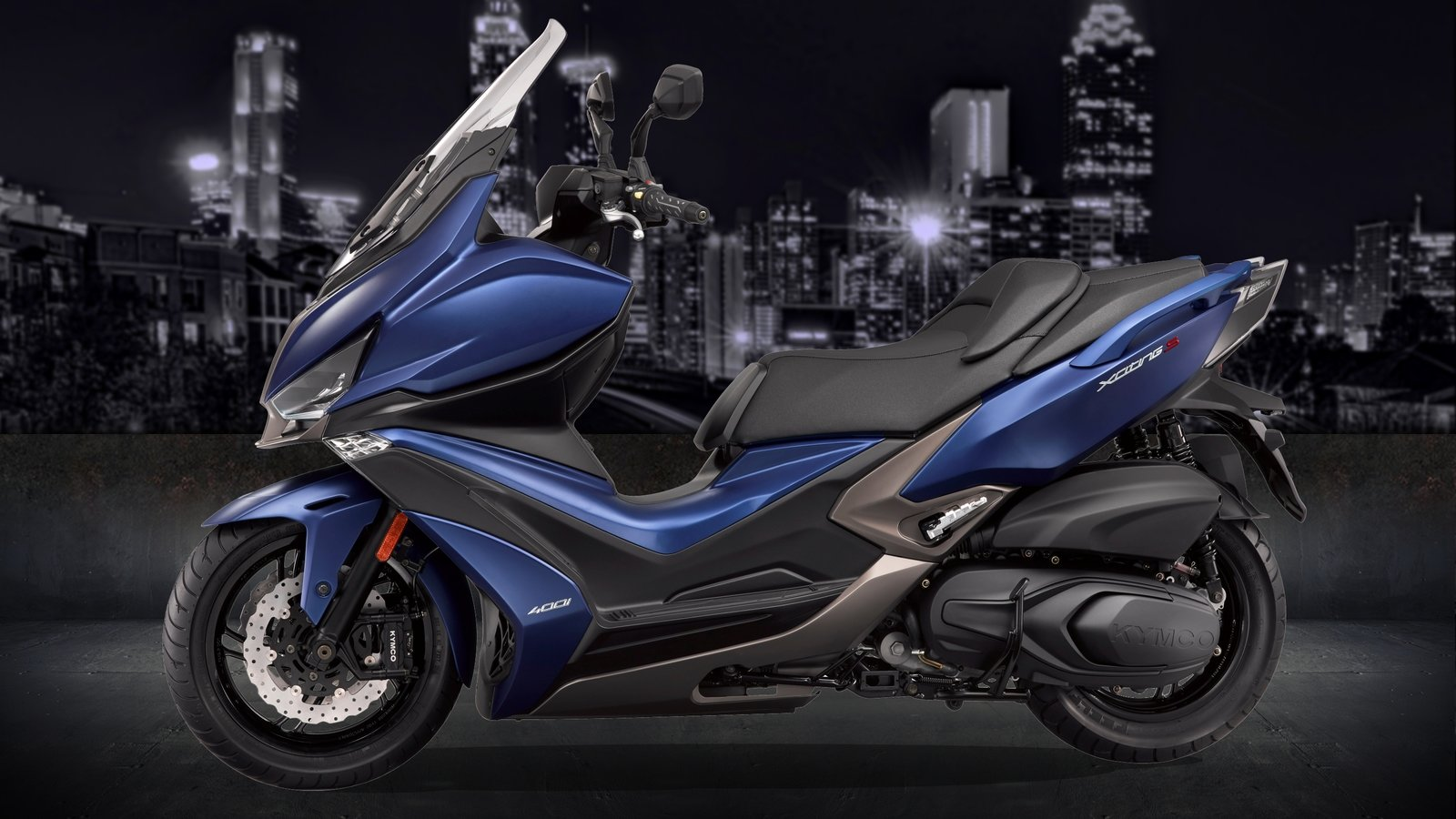 2018 KYMCO Xciting 400i Pictures, Photos, Wallpapers