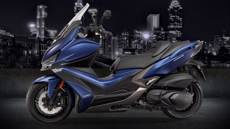 Kymco news and reviews top speed 2018 kymco xciting 400i fandeluxe Images