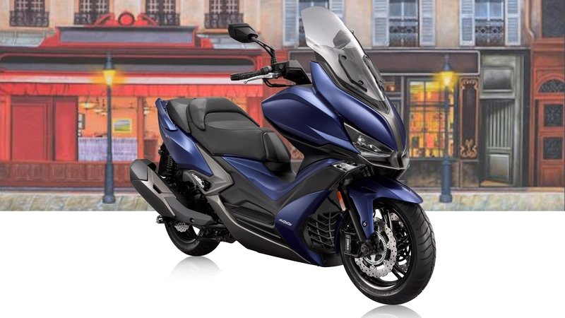 2018 KYMCO Xciting 400i | Top Speed
