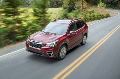 2019 Subaru Forester | Top Speed