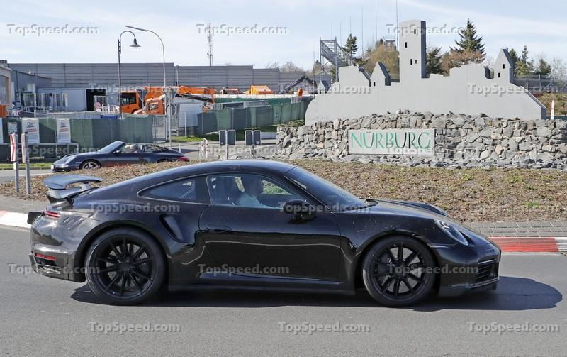 More Power and New Tech is Coming To the 2019 Porsche 911