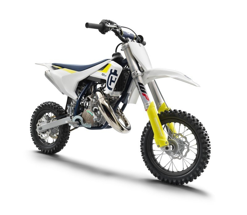 Husqvarna unveils its new mini-motocross lineup for 2019