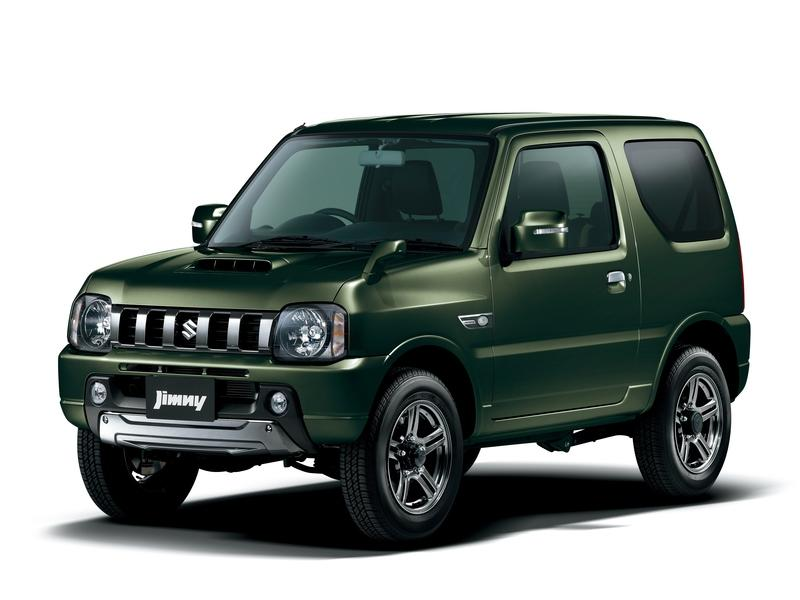 All-new Jimny to hit the market in 2019:
