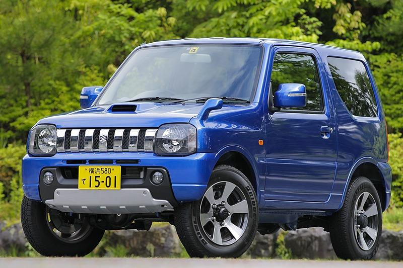 All-new Jimny to hit the market in 2019: - image 778548