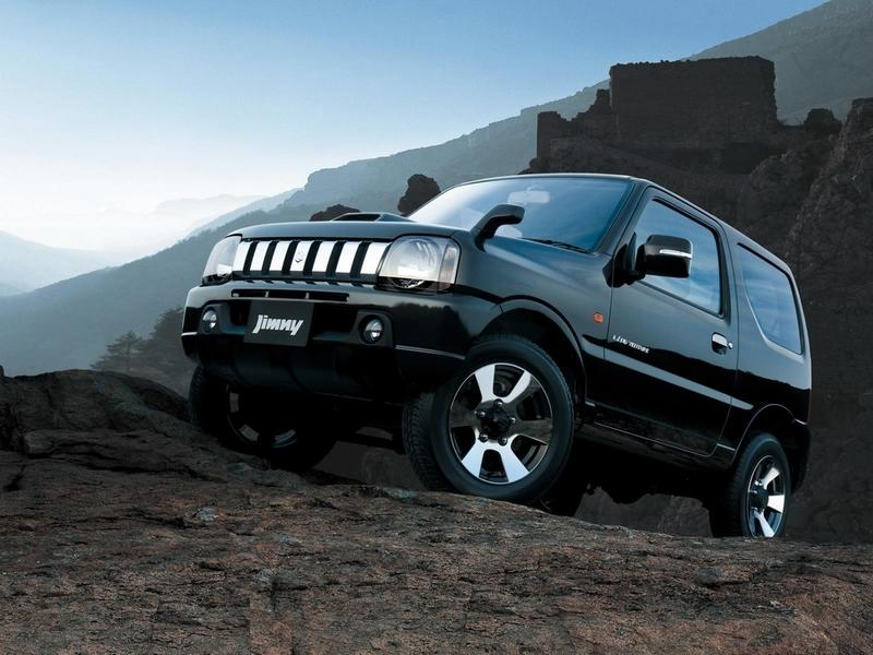 All-new Jimny to hit the market in 2019: - image 778546
